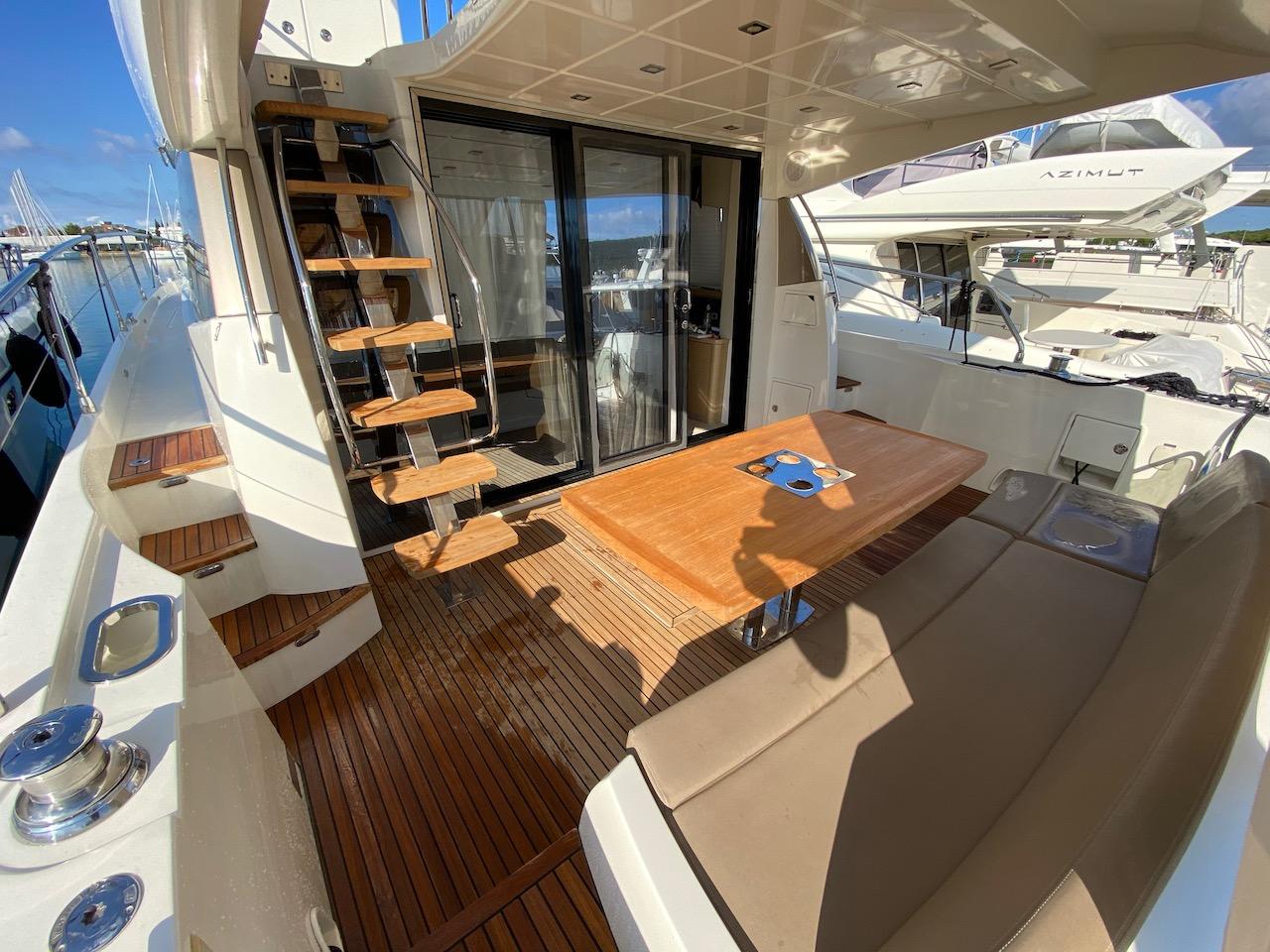 Prestige 550S Flybridge (Floria)  - 4