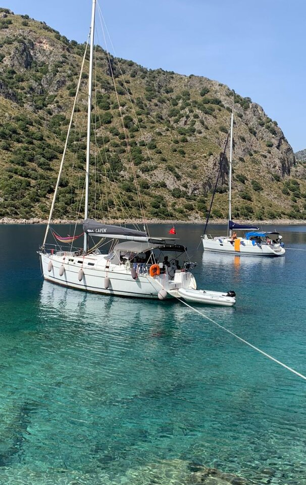 Cyclades 39.3 (Lapin)  - 0