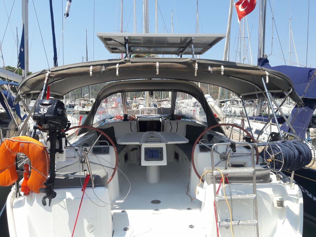 Cyclades 39.3 (Lapin)  - 2