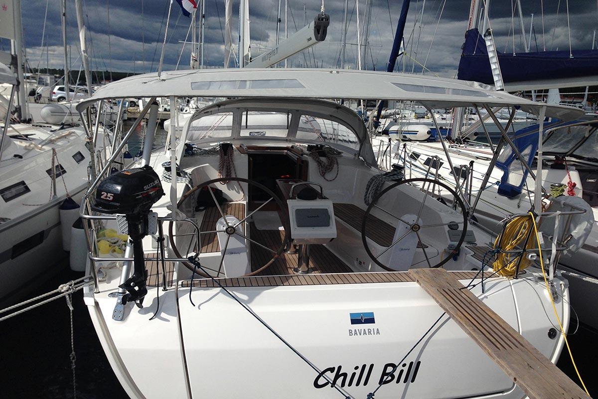 Bavaria Cruiser 41 - 3 cab. (Chill Bill)  - 0