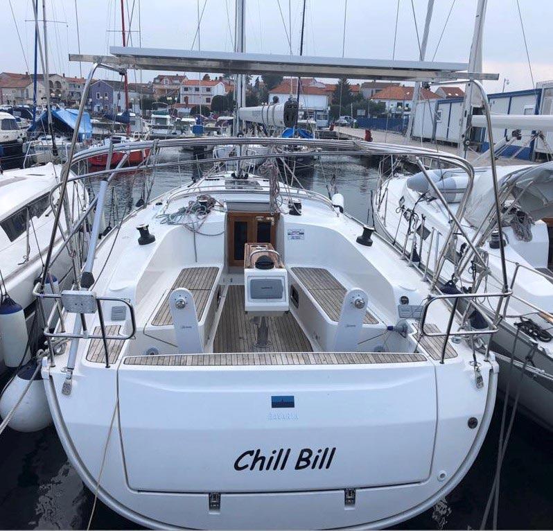 Bavaria Cruiser 41 - 3 cab. (Chill Bill)  - 9