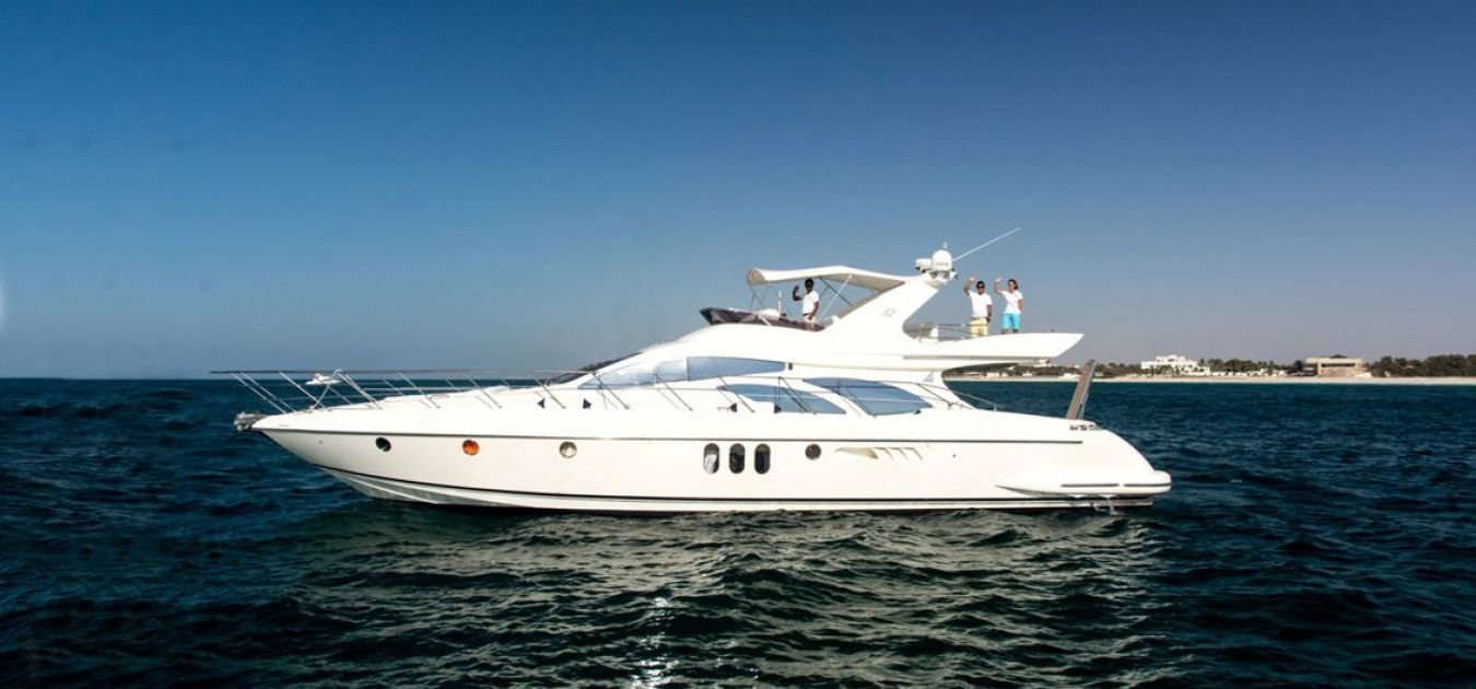 Azimut 62 Fly - 3 + 2 cab. (George (price on request))  - 0