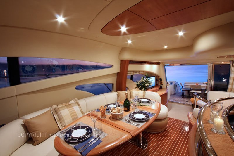 Azimut 62 Fly - 3 + 2 cab. (George (price on request))  - 3