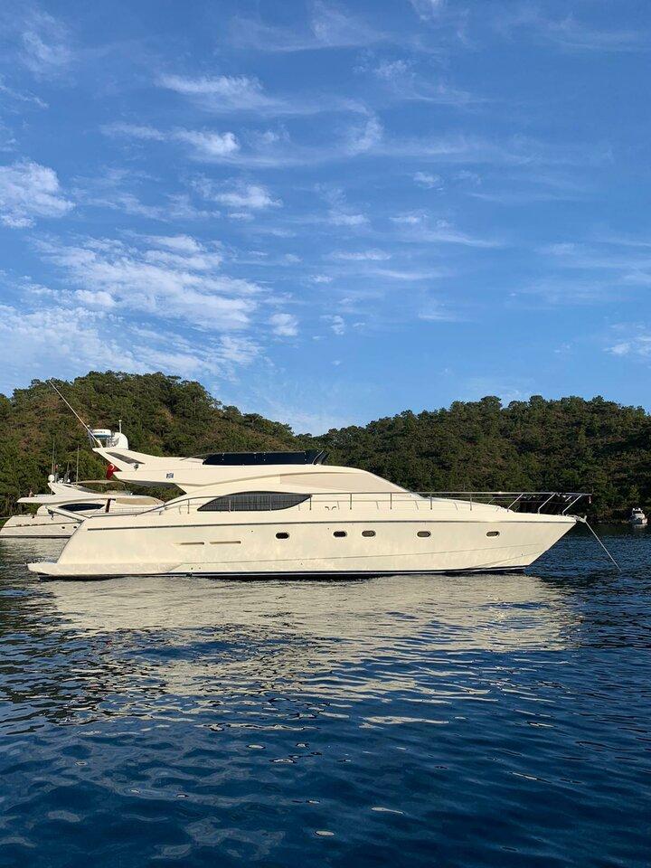 Ferretti Yachts 53 (Parpalii)  - 0