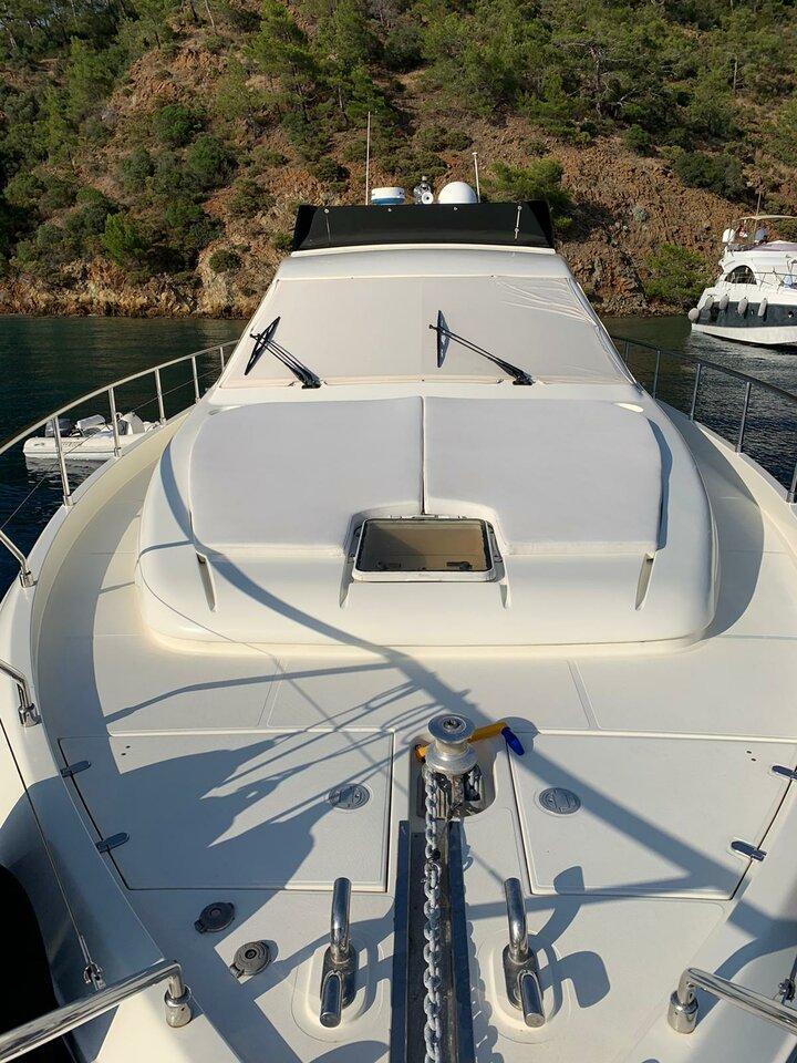 Ferretti Yachts 53 (Parpalii)  - 4
