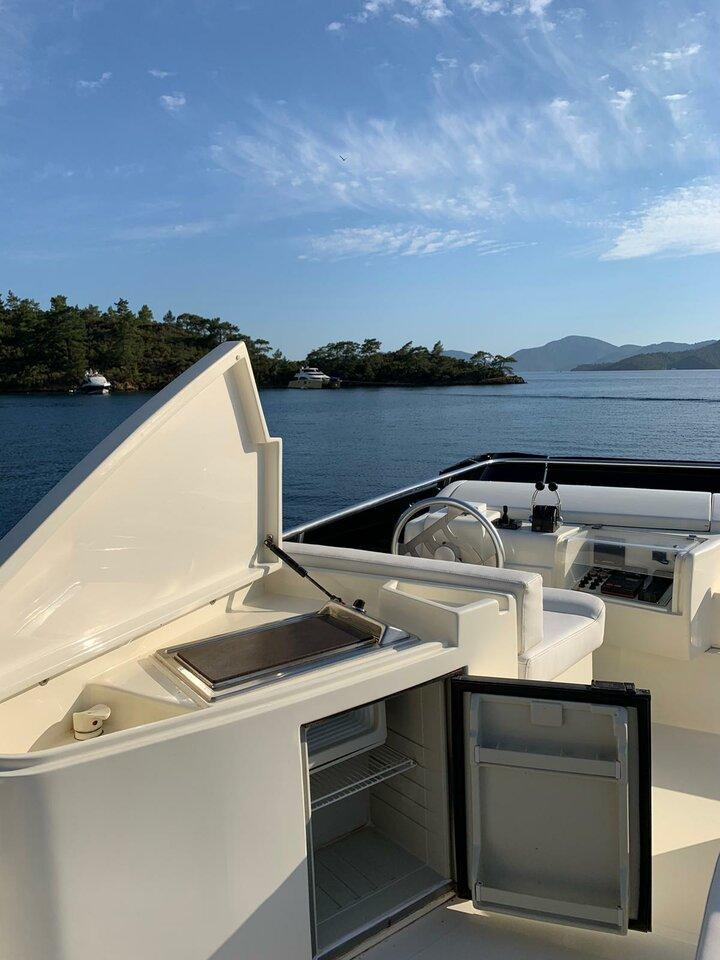 Ferretti Yachts 53 (Parpalii)  - 5