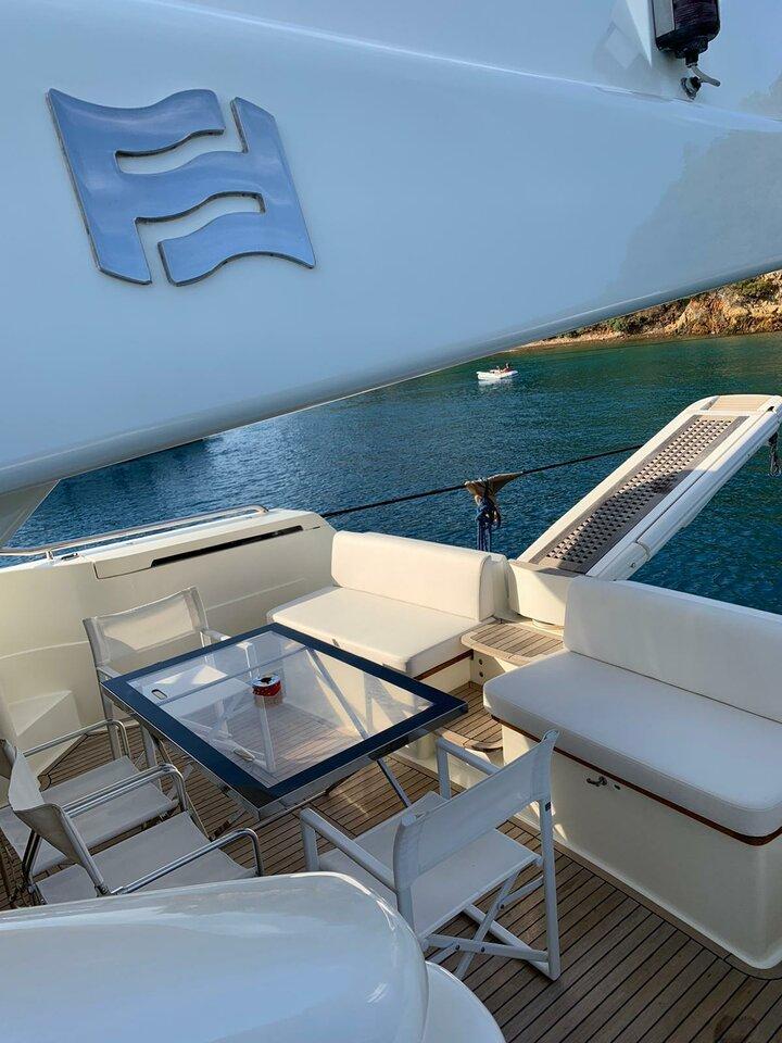 Ferretti Yachts 53 (Parpalii)  - 6