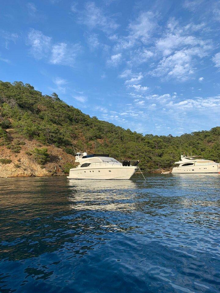 Ferretti Yachts 53 (Parpalii)  - 7