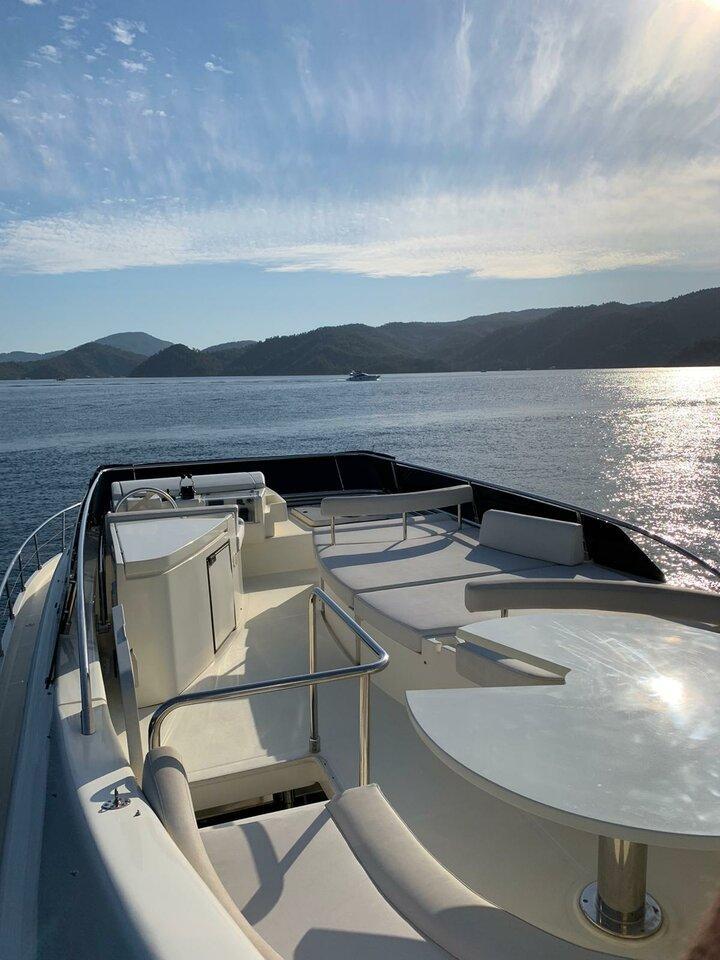 Ferretti Yachts 53 (Parpalii)  - 8