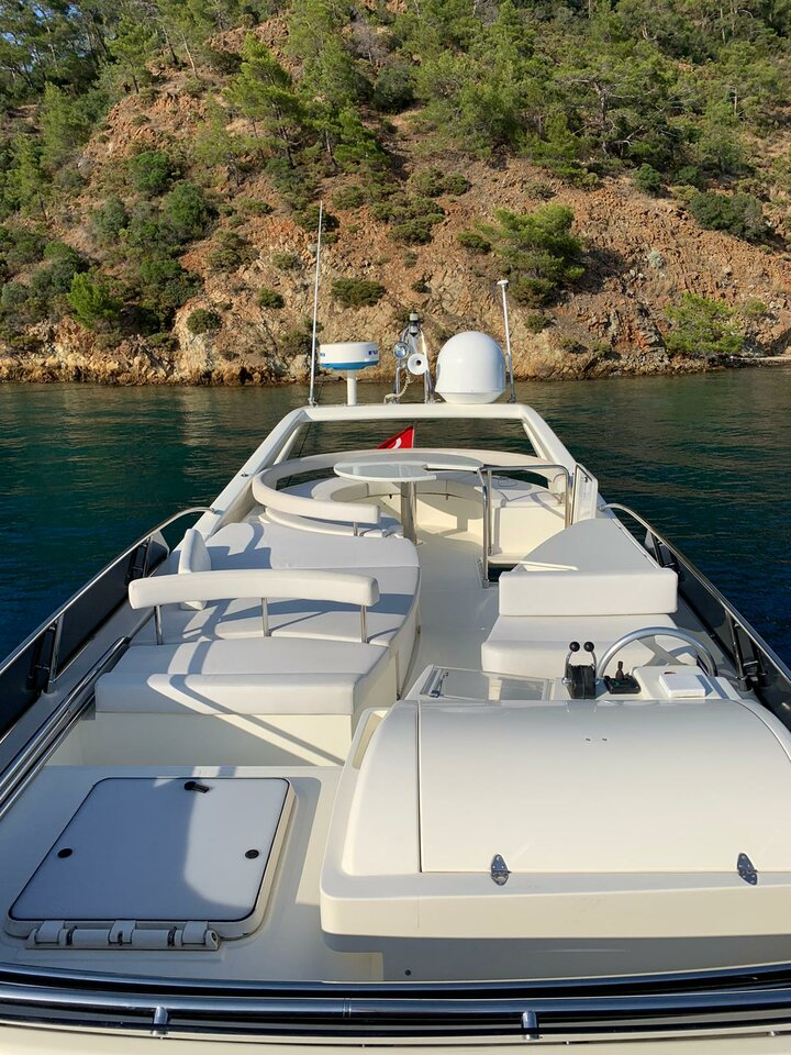 Ferretti Yachts 53 (Parpalii)  - 9
