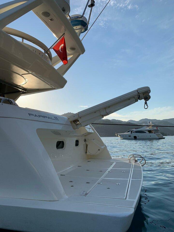 Ferretti Yachts 53 (Parpalii)  - 10