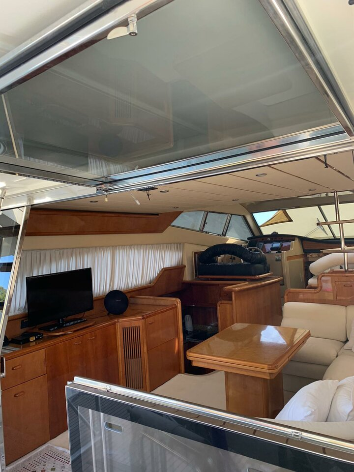 Ferretti Yachts 53 (Parpalii)  - 12