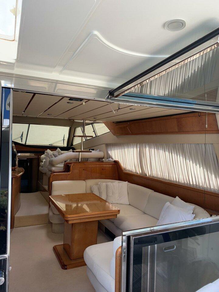 Ferretti Yachts 53 (Parpalii)  - 13