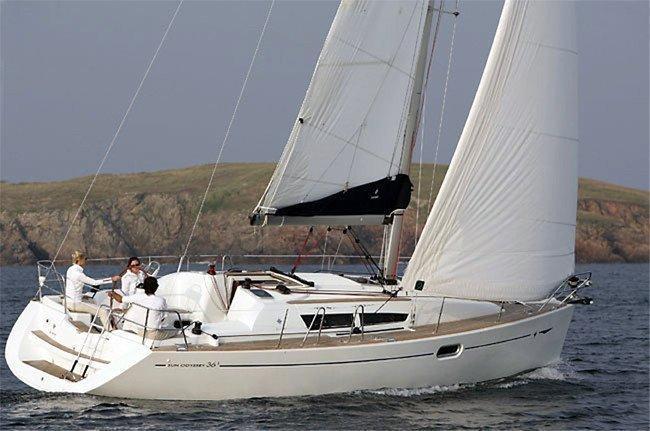 Sun Odyssey 36i (Tia)  - 0