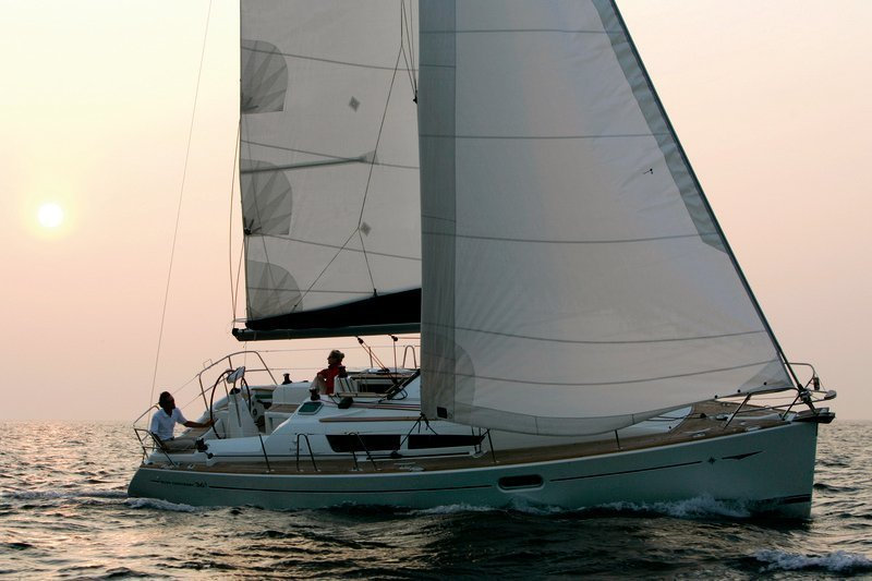 Sun Odyssey 36i (Tia)  - 2