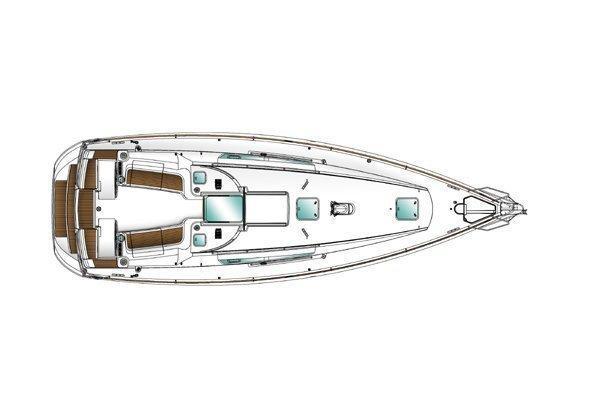 Sun Odyssey 39i (Leda)  - 5