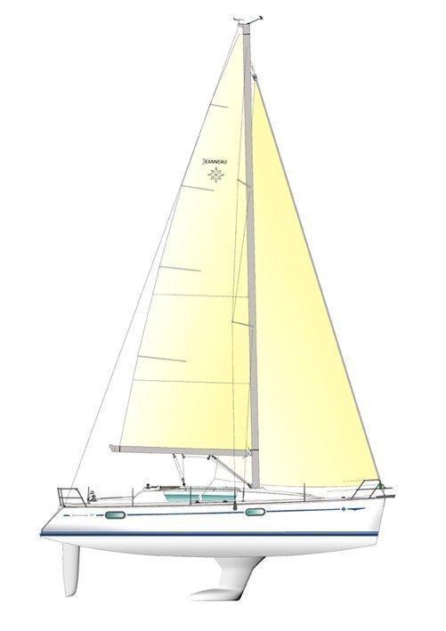 Sun Odyssey 39i (Leda)  - 6