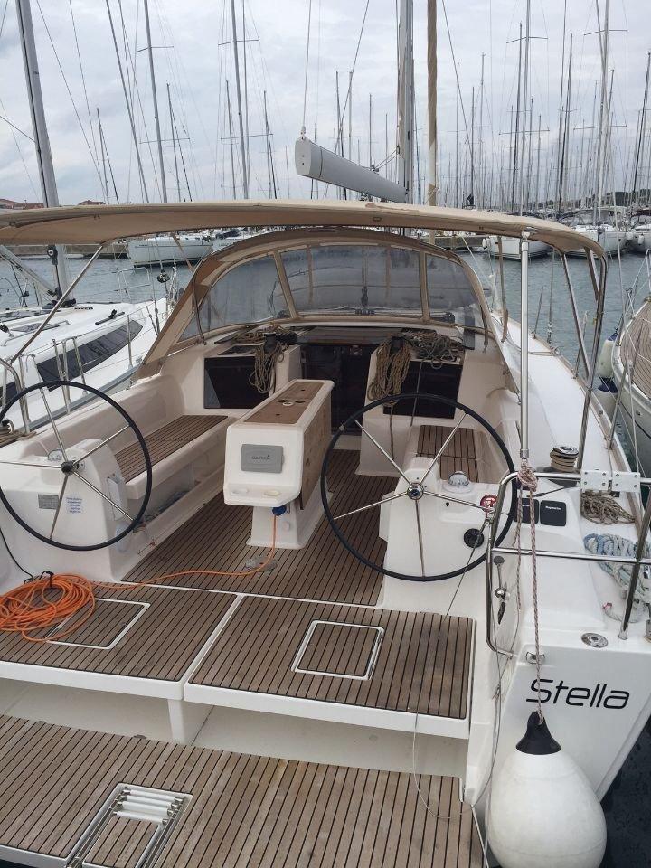 Dufour 410 GL (Stella)  - 2