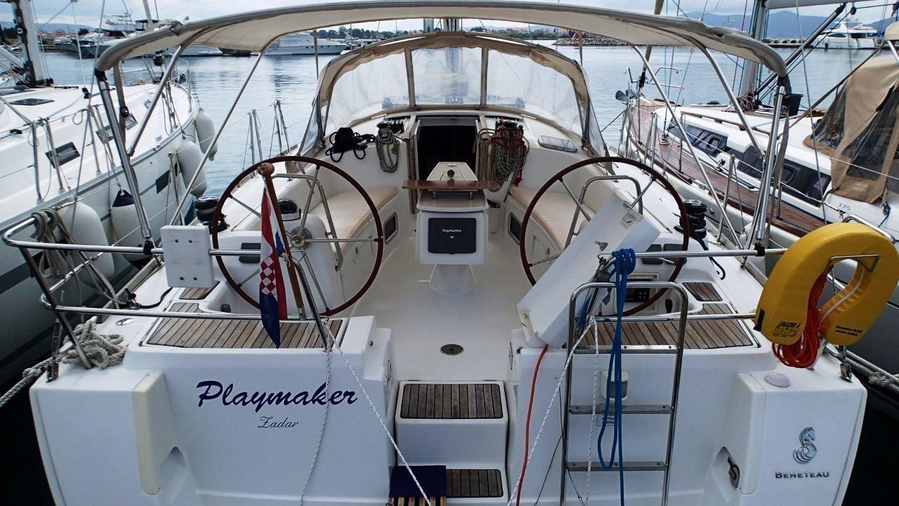 Oceanis 43 (Playmaker)  - 0