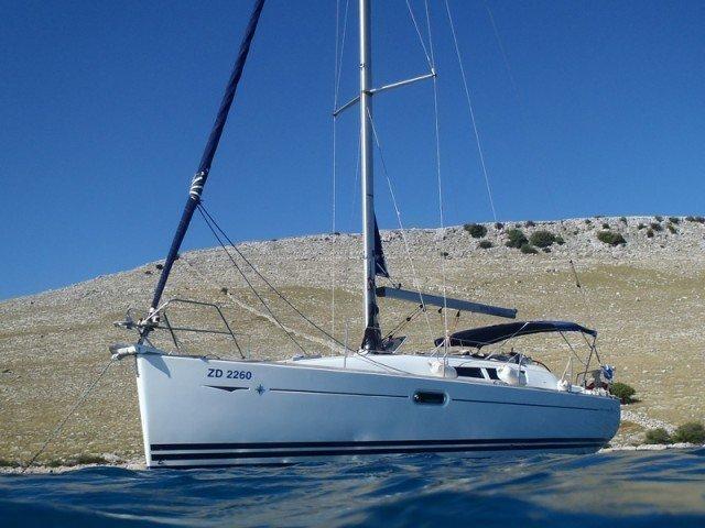 Sun Odyssey 36i (Barbarella)  - 3
