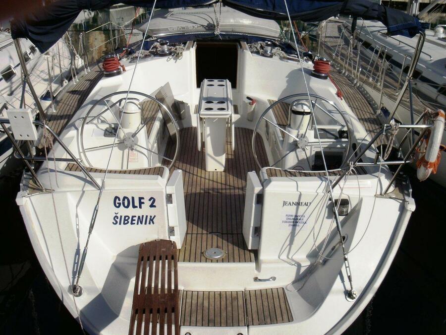 Sun Odyssey 45.2 (Golf 2)  - 2