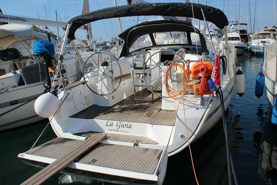Bavaria Cruiser 40 (La Gioia )  - 2