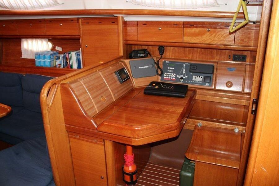 Bavaria 39 Cruiser (Thetis)  - 4