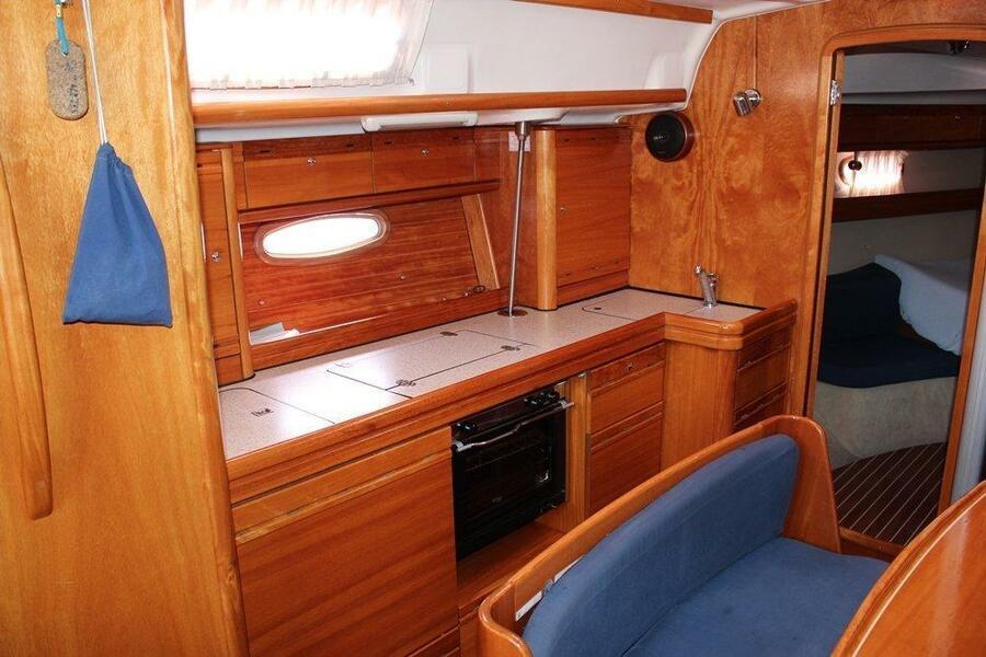 Bavaria 39 Cruiser (Thetis)  - 5