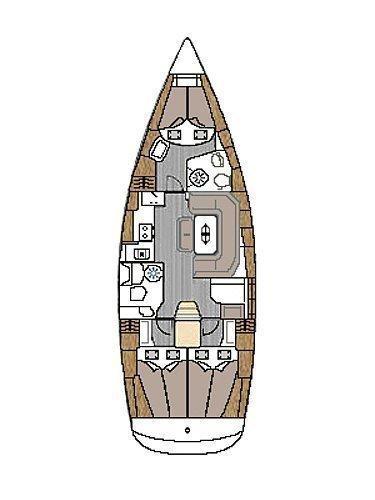 Bavaria 39 Cruiser (Rolu)  - 1