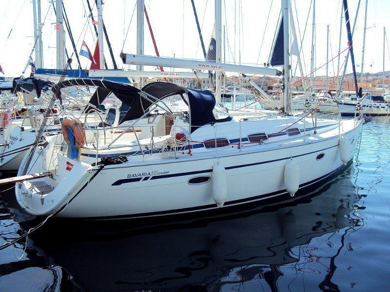 Bavaria 39 Cruiser (Rolu)  - 0