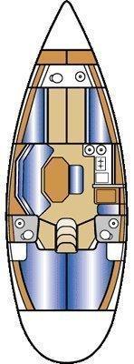 Elan 431 (Merag)  - 1