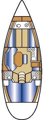 Elan 431 (Scorpio)  - 1