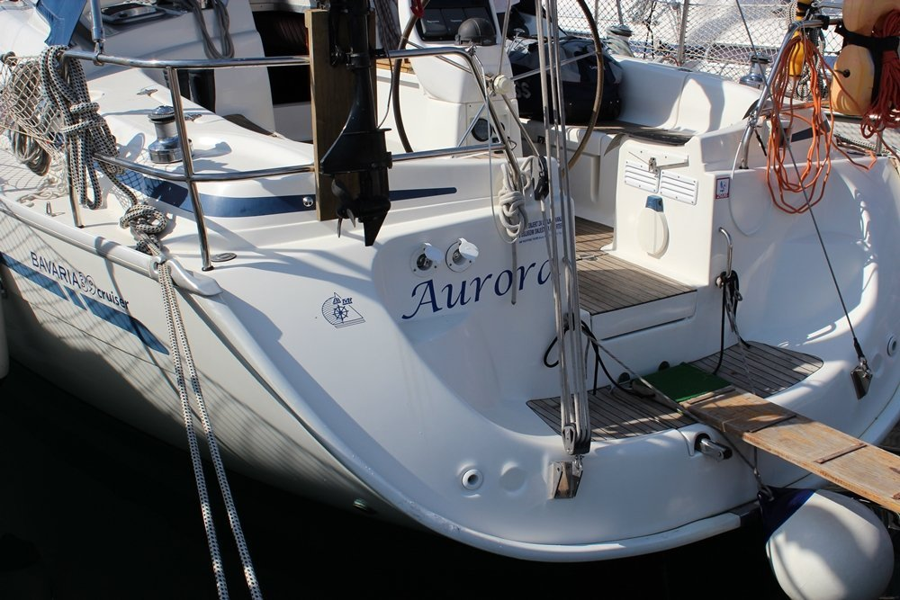 Bavaria 39 Cruiser (Aurora )  - 2