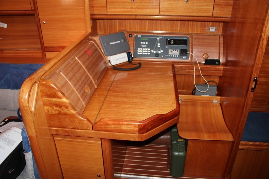 Bavaria 39 Cruiser (Aurora )  - 5