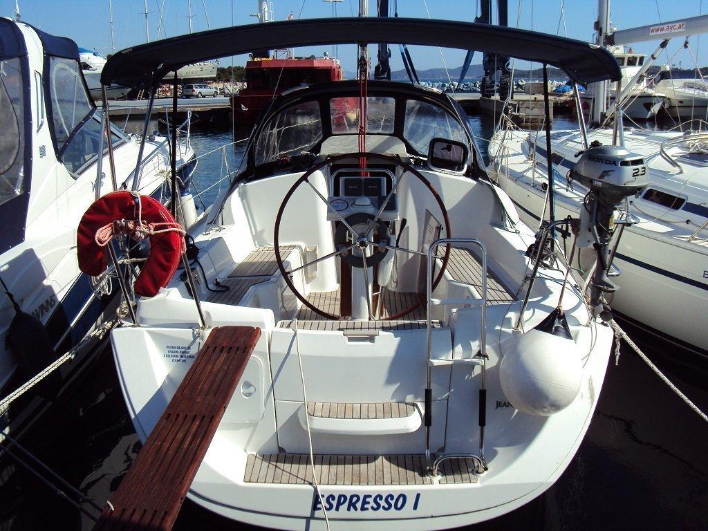 Sun Odyssey 30i (Espresso 1)  - 0