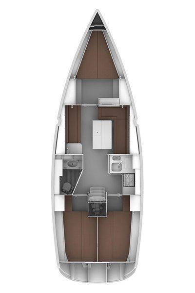 Bavaria Cruiser 36 (Ajda)  - 1