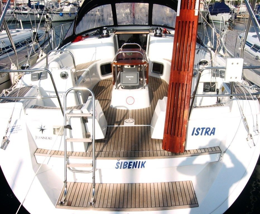 Sun Odyssey 44i (Istra)  - 0