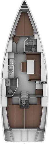 Bavaria Cruiser 40 (Inipi)  - 1