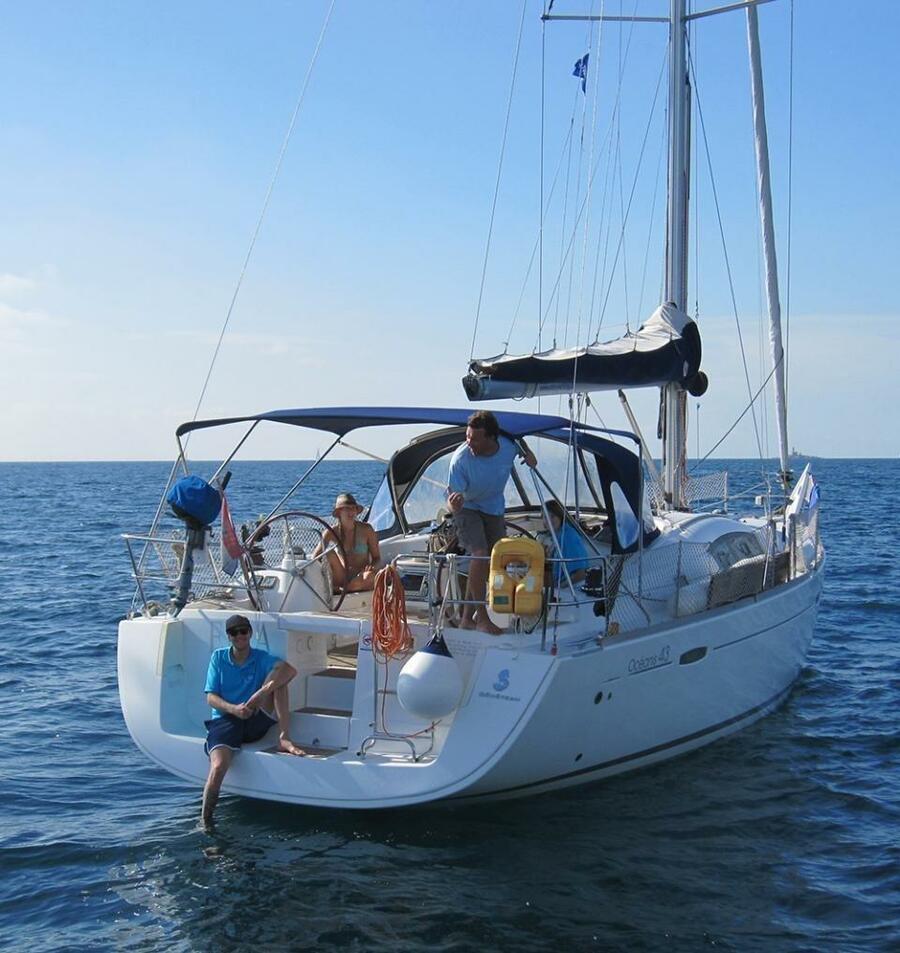 Oceanis 43 - 3 cab. (Ema)  - 0