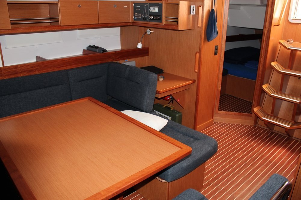 Bavaria Cruiser 45 - 4 cab. (Bella Blue)  - 3