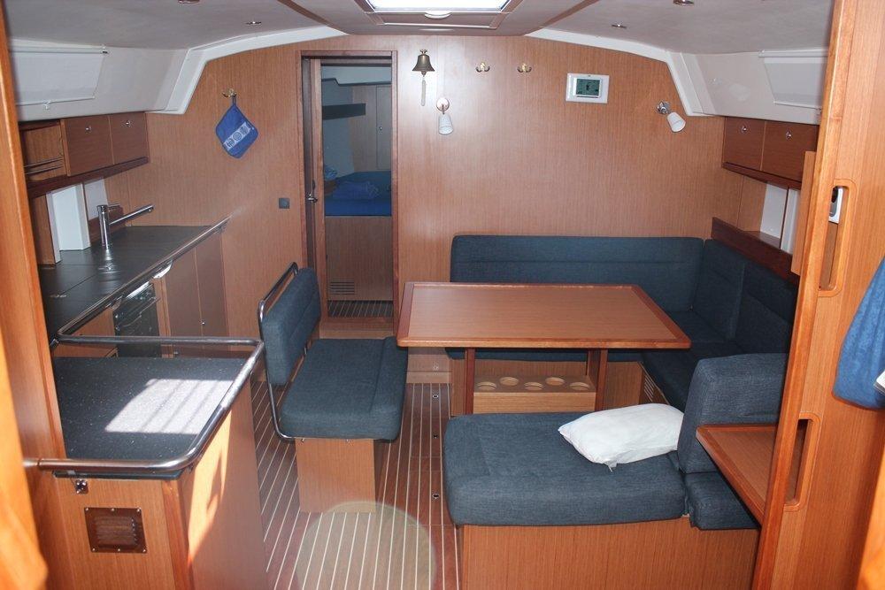 Bavaria Cruiser 45 - 4 cab. (Bella Blue)  - 5