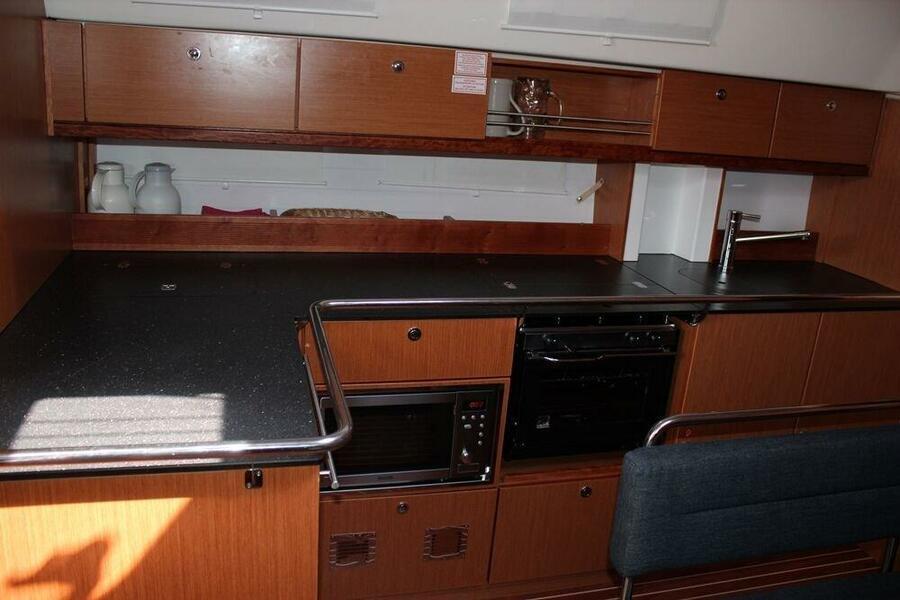 Bavaria Cruiser 45 - 4 cab. (Bella Blue)  - 7