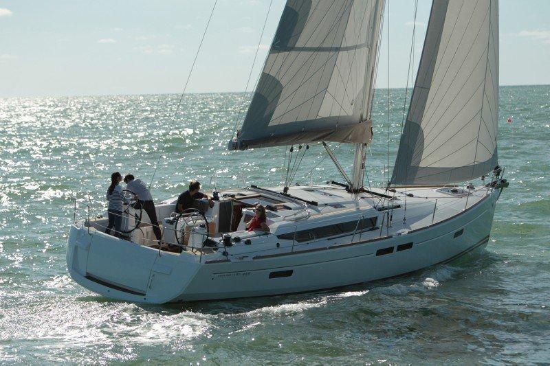 Sun Odyssey 469 (Idra)  - 0