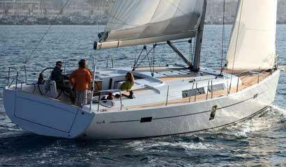 Hanse 445 (Ginger)  - 2