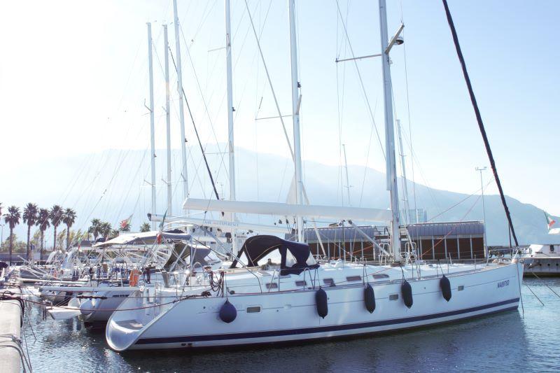 Oceanis Clipper 523 (Ninfea)  - 0