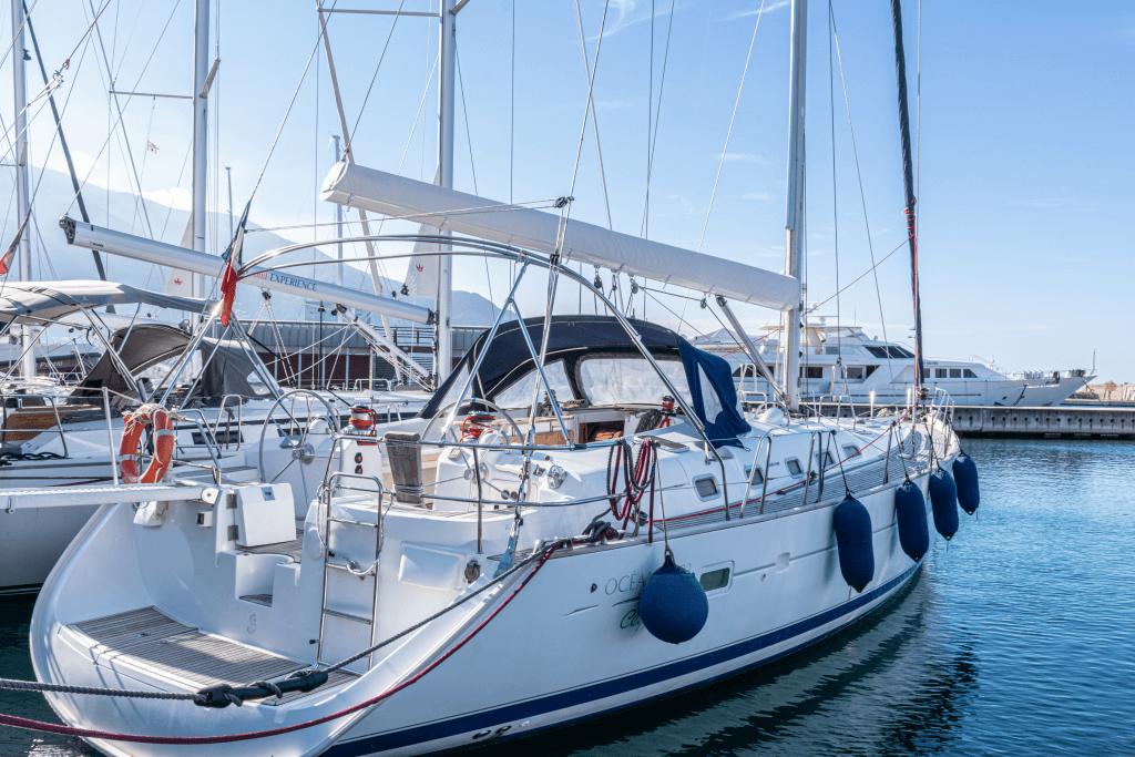Oceanis Clipper 523 (Ninfea)  - 4