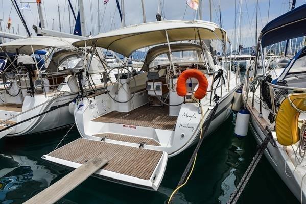 Bavaria Cruiser 40 (Mayla)  - 0