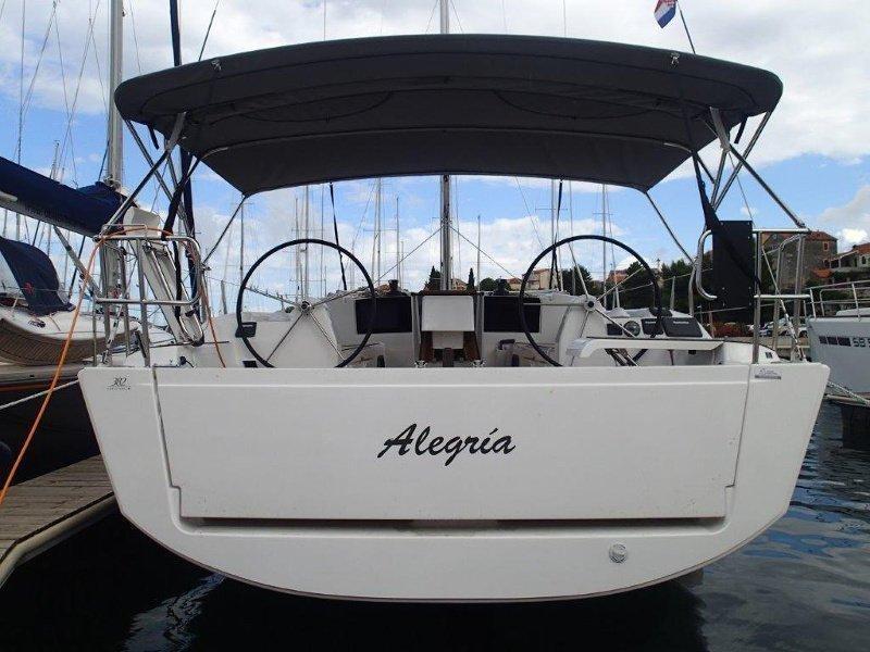Dufour 382 GL (ALEGRIA)  - 2