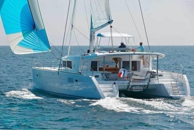Lagoon 450 - 4 + 2 cab. (Artemis)  - 0