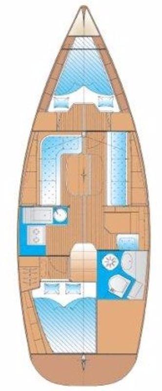 Bavaria 33 Cruiser (Merlin)  - 1